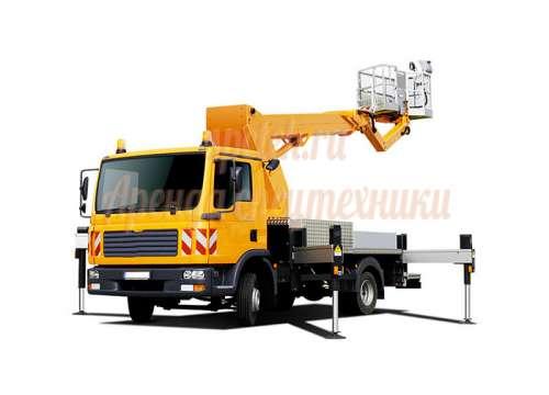Автовышка 23 метра от 1000 руб/час